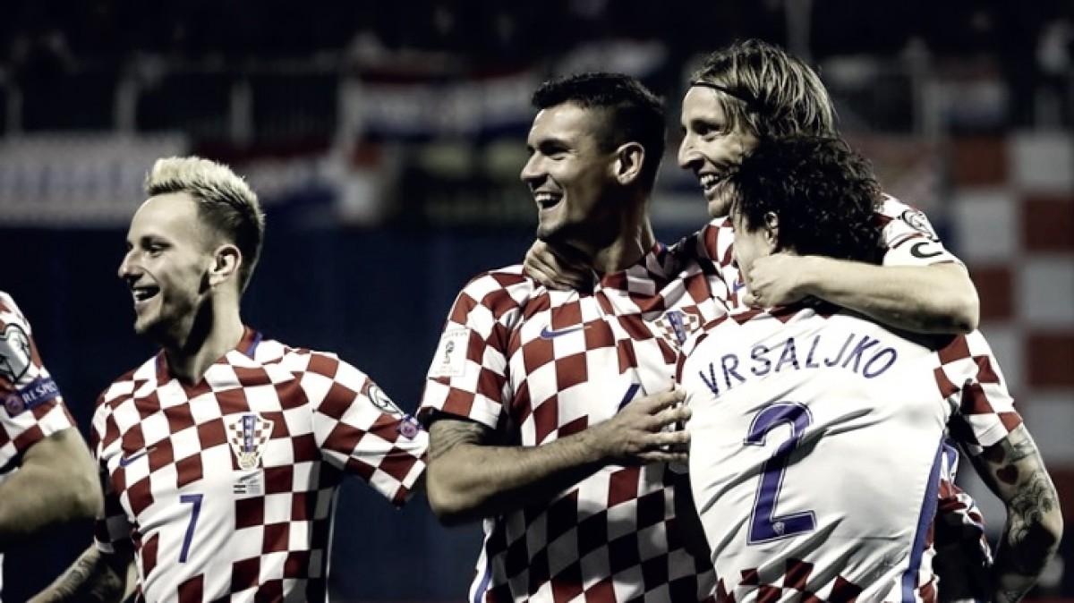 Análisis táctico de Croacia 2018: mediocampo de alto nivel