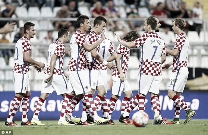 Croatia 10-0 San Marino: Croatia slay minnows San Marino