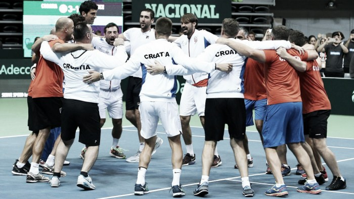 Croatia Will Host Davis Cup Final In Arena Zagreb Ivo Karlovic Returns To Squad After Four Year Layoff Vavel Usa