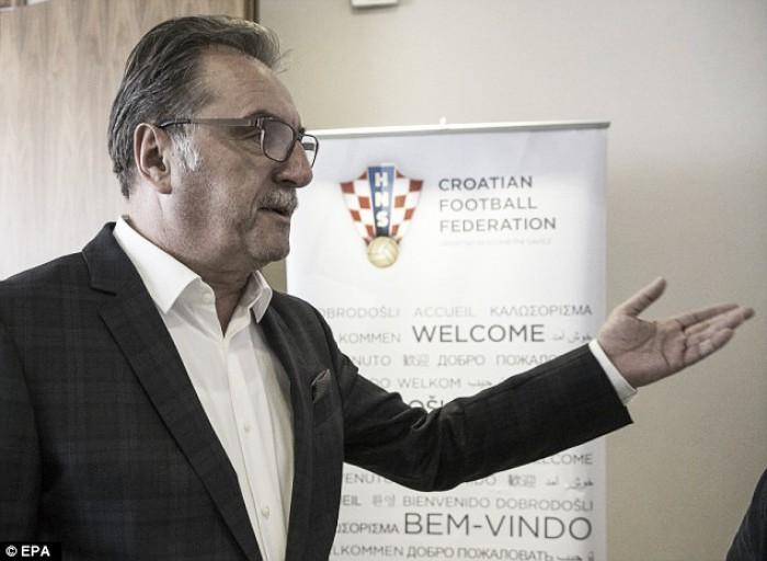 Croatia announce 27-man provisional Euro 2016 squad