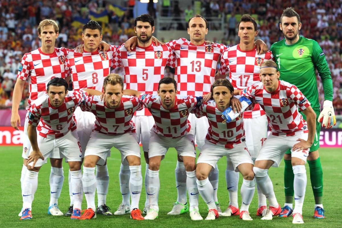 Rússia 2018: Croácia