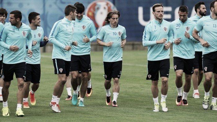 """Croatia have """"big appetite"""" for success says Ante Cacic"""