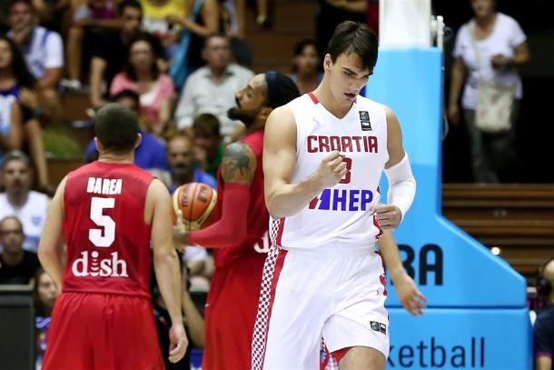FIBA World Cup: Croatia Breezes Past Puerto Rico 103-82