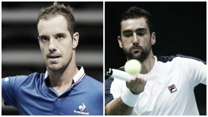 Croacia Finalista de la Copa Davis, tras ganarle 3a1 a Francia