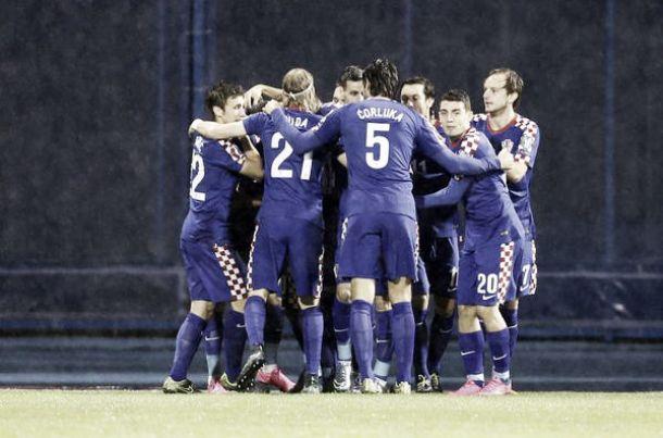 Croazia - Bulgaria 3-0: i croati tengono aperte le speranze di qualificazione