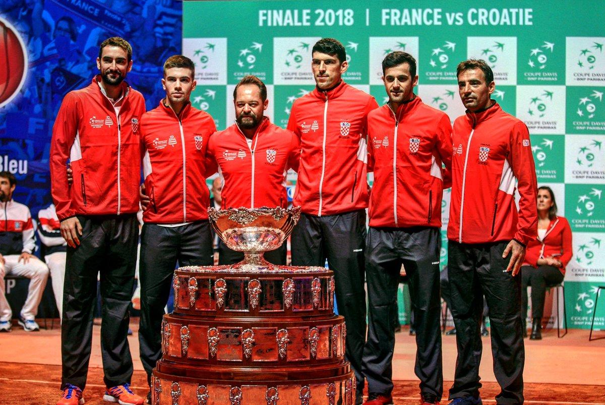 Davis Cup- La Croazia mette una mano sul trofeo, Coric e Cilic regolano Chardy e Tsonga