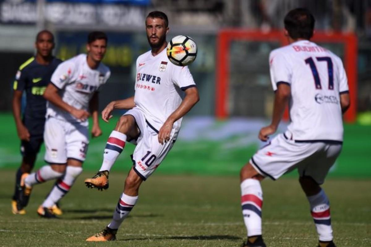 Crotone, primo gol in Serie A per il giovane Crociata
