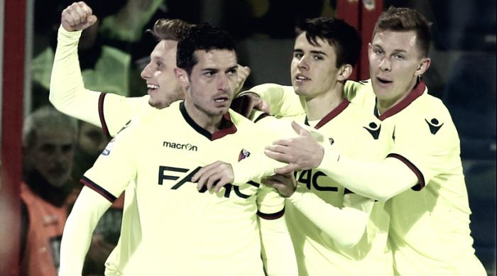 Serie A - Bologna corsaro a Crotone, decide Dzemaili