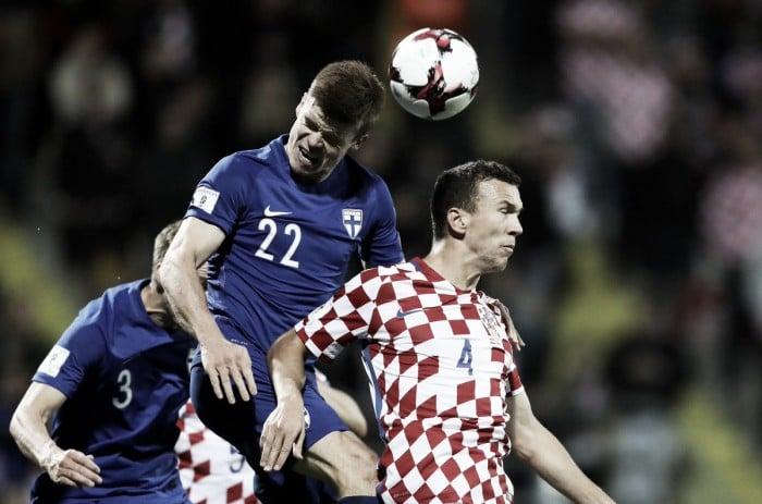 Qualificazioni Russia 2018 - Clamorosa Croazia: pareggia 1-1 con la Finlandia e perde il primo posto