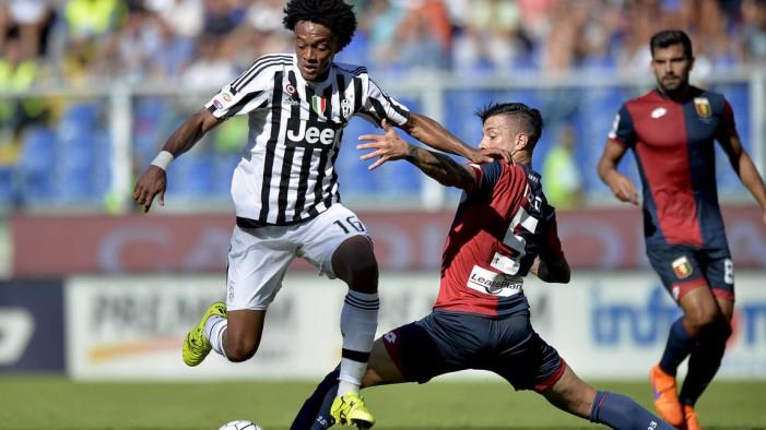 Genoa - Juventus in diretta, LIVE Serie A 2016/17 (3-1): Simeone x2, autogol di Sandro: estasi rossoblù