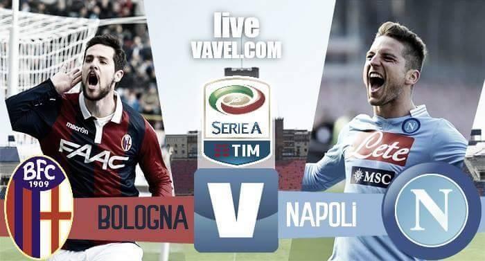 Risultato Bologna - Napoli in Serie A 2016/17 (1-7): Hat-trick per Hamsik e Mertens, Napoli-show!