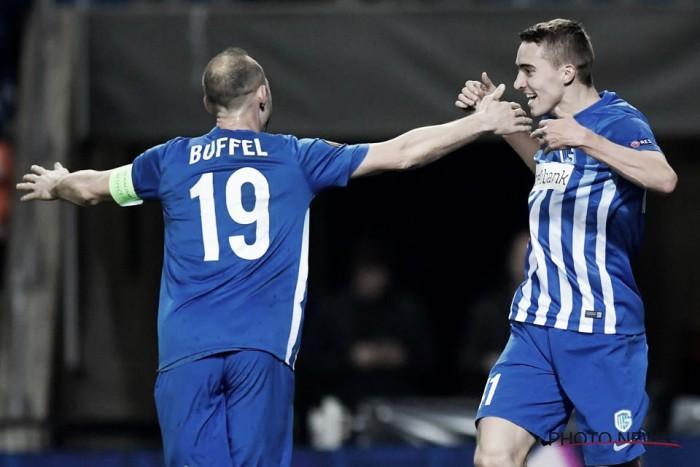 Europa League - Il Gent ci prova, il Genk non si scompone e vola ai quarti: 1-1 alla Cristal Arena