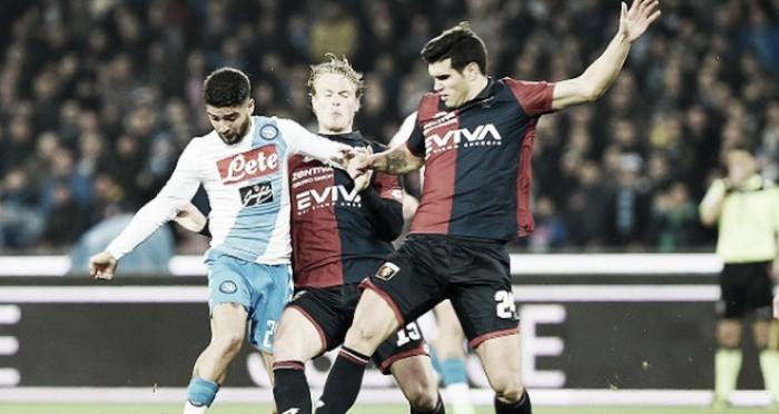 """Genoa, senti Juric: """"Abbiamo giocato come volevamo, il Napoli ha classe"""""""