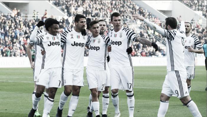 La Juve vede l'Inter: sarà 4-2-3-1, Khedira o Marchisio in mediana?