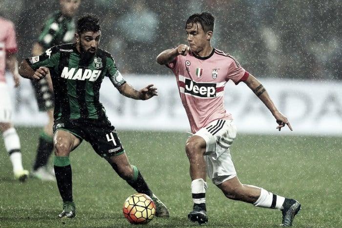 Sassuolo-Juventus, i precedenti