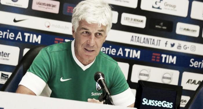 """Atalanta, Gasperini in conferenza stampa: """"Il Sassuolo gioca libero. E se andiamo in Europa..."""""""