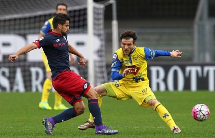 Chievo - Genoa terminata in Serie A 2016/17 (0-0): Birsa sbaglia un rigore