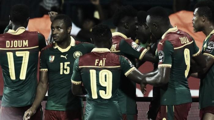 Coppa d'Africa 2017, le formazioni ufficiali di Egitto-Camerun: Salah contro Moukandjo per la finale