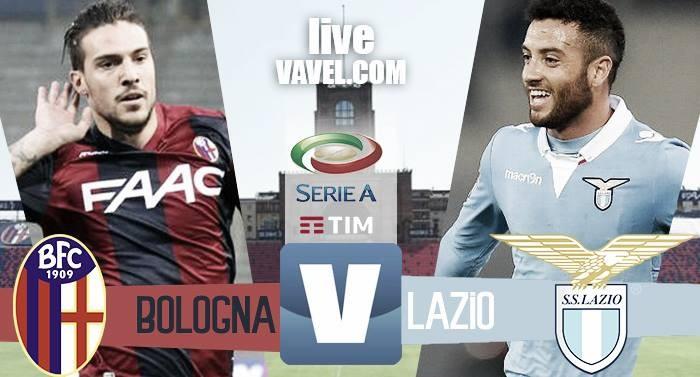 Terminata Bologna - Lazio in Serie A 2016/17 (0-2): Decide la doppietta di Immobile