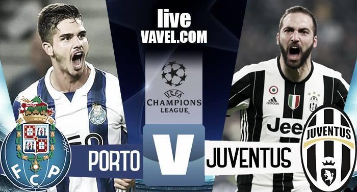 Risultato Porto - Juventus in Champions League 2016/17 (0-2): Porto in 10, segnano Pjaca e Alves