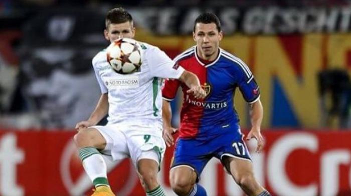 Champions League - Il Ludogorets si avvicina all'Europa League, Stoyanov ferma il Basilea sullo 0-0