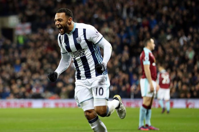Premier League, WBA-show sul Burnley: all'Hawthorns finisce 4-0