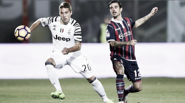 """La Juve passa a Crotone, Bonucci e Allegri nel post-match: """"Tre punti fondamentali"""""""