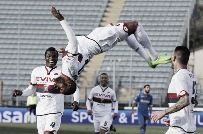 Ntcham abbatte l'Empoli, passa il Genoa: le parole di Mandorlini e Martusciello nel post-match