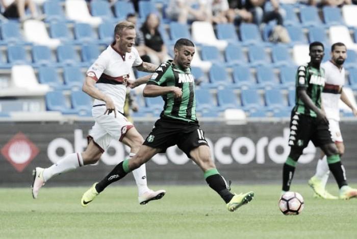 Serie A - Il Genoa contro il Sassuolo per vendetta e riscatto