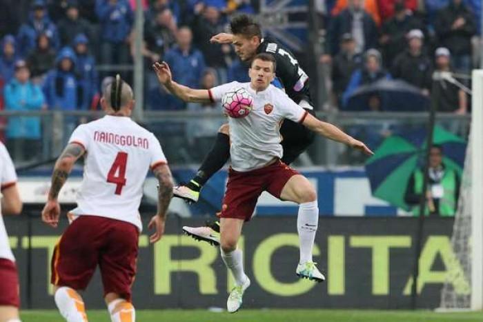 Atalanta - Roma terminata in Serie A 2016/17 (2-1): Caldara e Kessie ribaltano il rigore di Perotti!