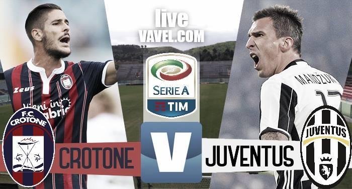 Risultato Crotone - Juventus in Serie A 2016/17 (0-2): Decidono Mandzukic e Higuain!