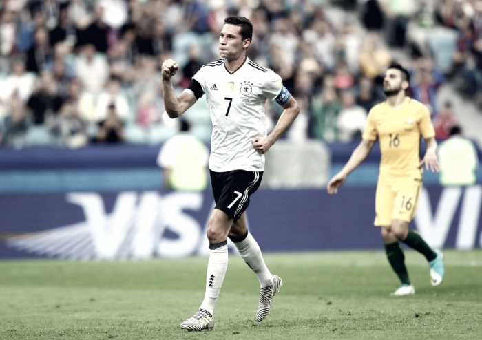 Confederations Cup - La Germania fatica, ma batte l'Australia (2-3)