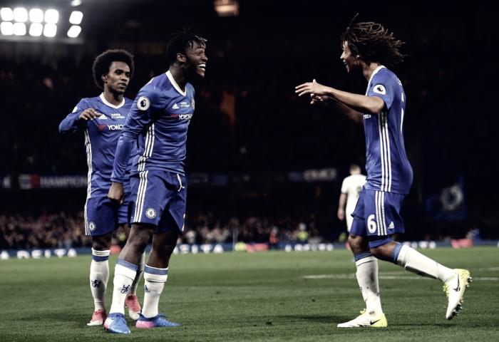 Premier League - Il Chelsea festeggia a Stamford Bridge, partita spettacolare con il Watford (4-3)
