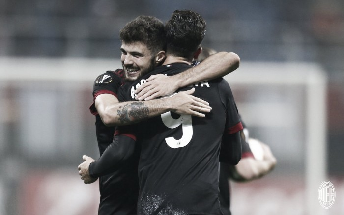 Europa League- Tutto facile pokerissimo Milan all'Austria Vienna