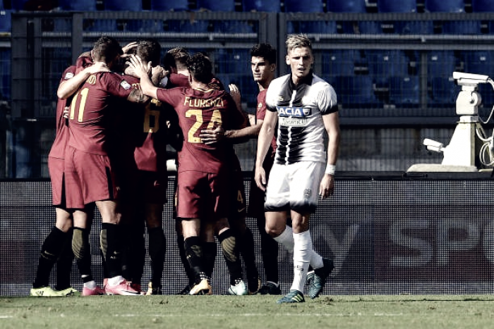 Serie A - Roma in tranquillità (3-1), Udinese dove sei?
