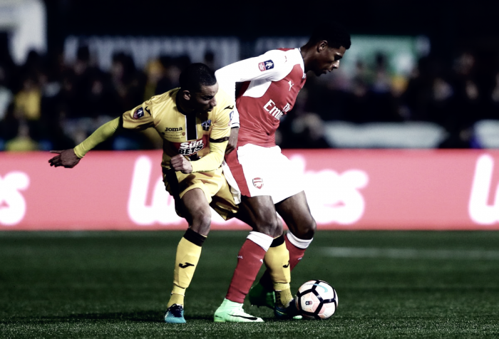 FA Cup - L'Arsenal fa il compitino, Sutton eliminato (0-2)