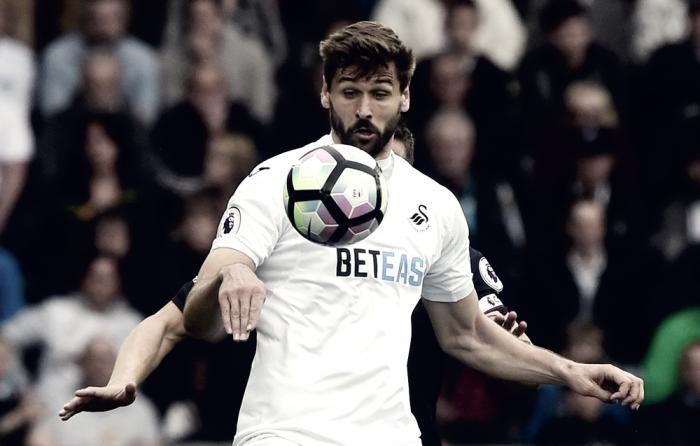 Premier League - Everton non pervenuto, può gioire lo Swansea (1-0)