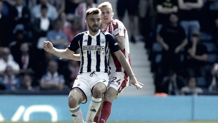 Premier League - WBA e Stoke City hanno il freno a mano tirato, finisce in parità (1-1)