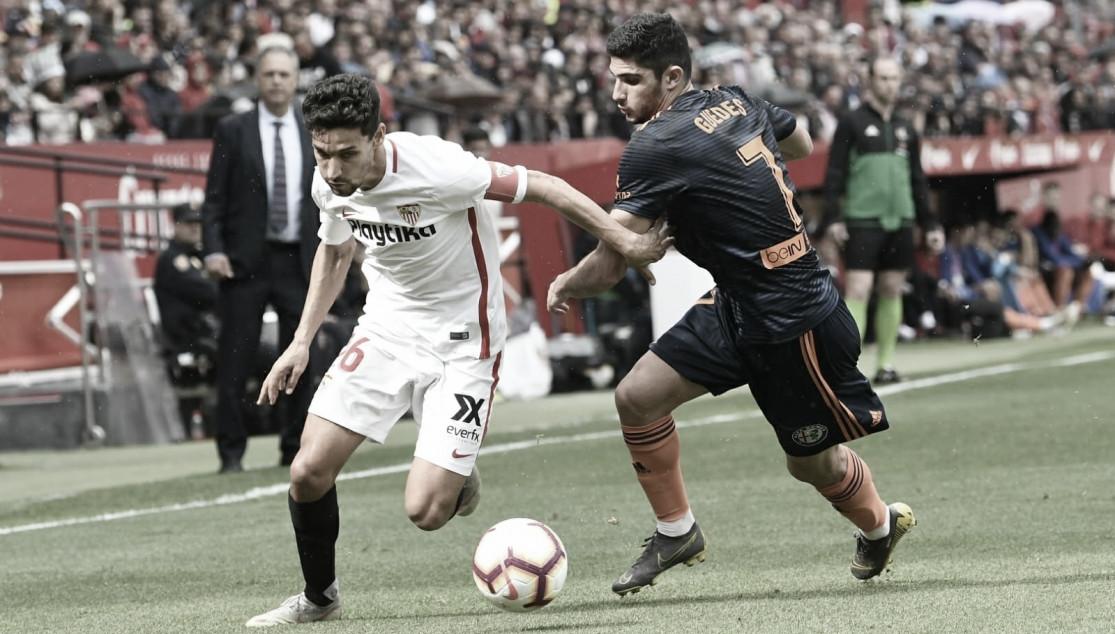 Previa Sevilla FC - Valencia CF: Evitar el milagro ché para soñar con el bronce