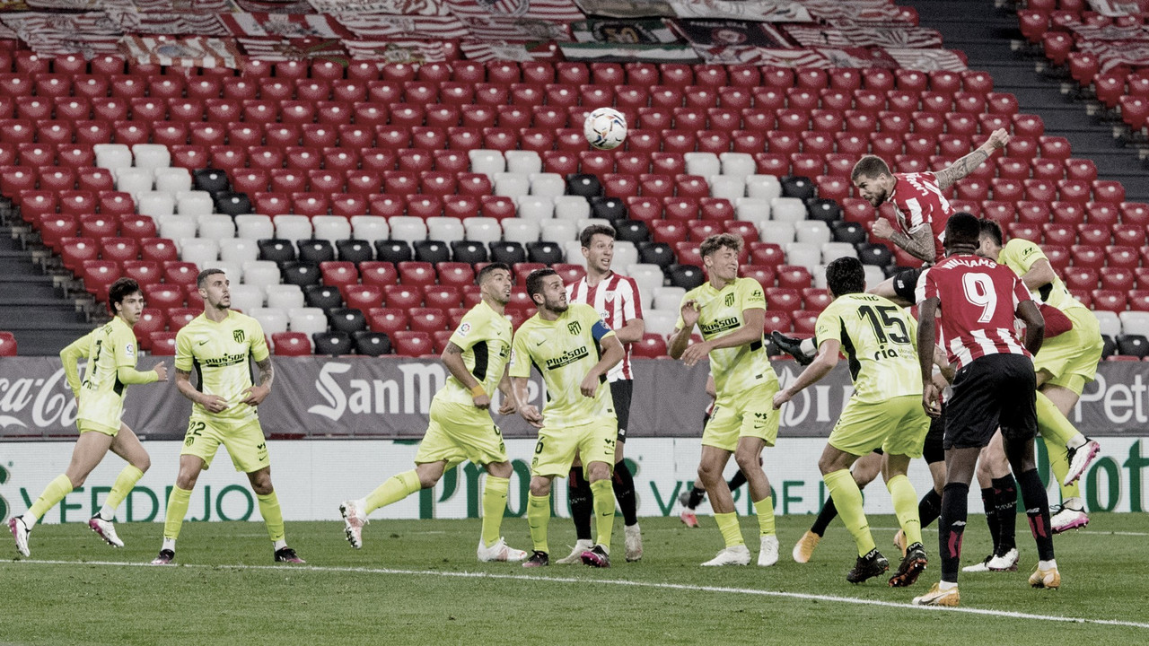 Highlights: Atlético de Madrid 0-0 Athletic Bilbao at the LaLiga