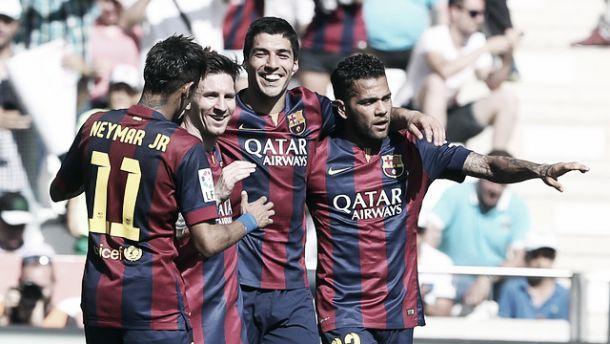 Barcellona da sballo, 8 gol al Cordoba