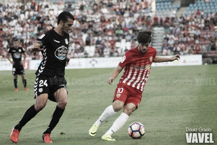Previa UD Almería - CD Lugo: duelo de viejos conocidos