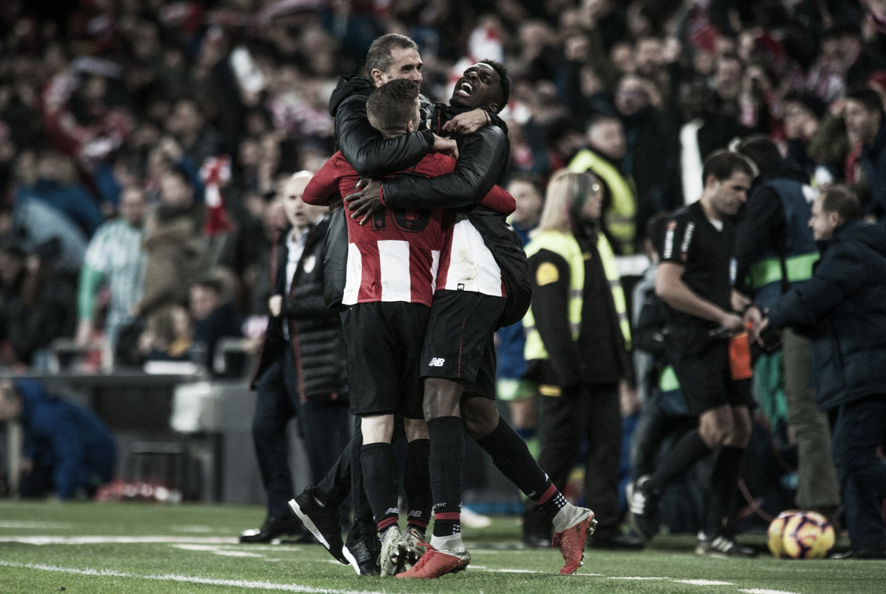 El Athletic gana y se aleja del descenso