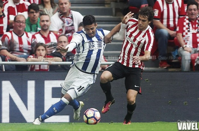 El Athletic se engancha a la cabeza