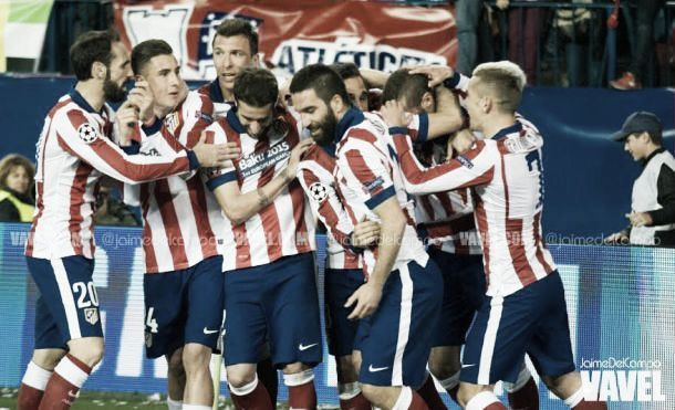 Emoção até ao fim: Atlético de Madrid carimba passagem nos 'penalties'