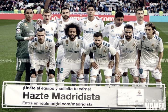 El Real Madrid se encuentra con el gol