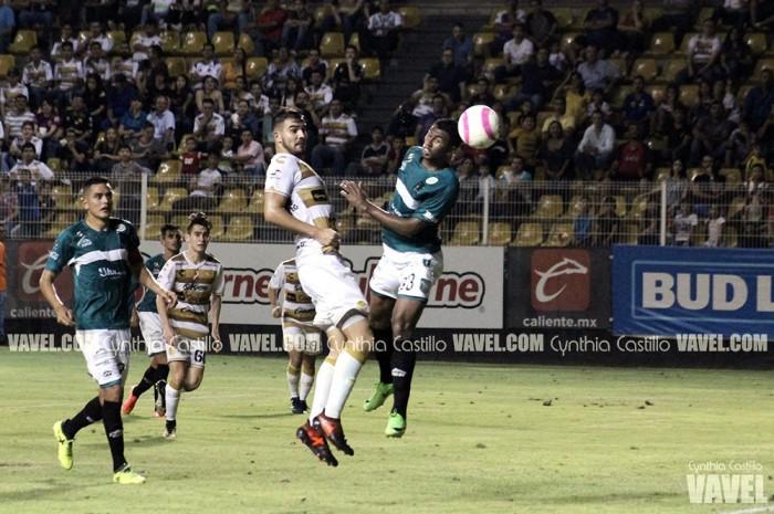 Dorados no puede ante Zacatepec
