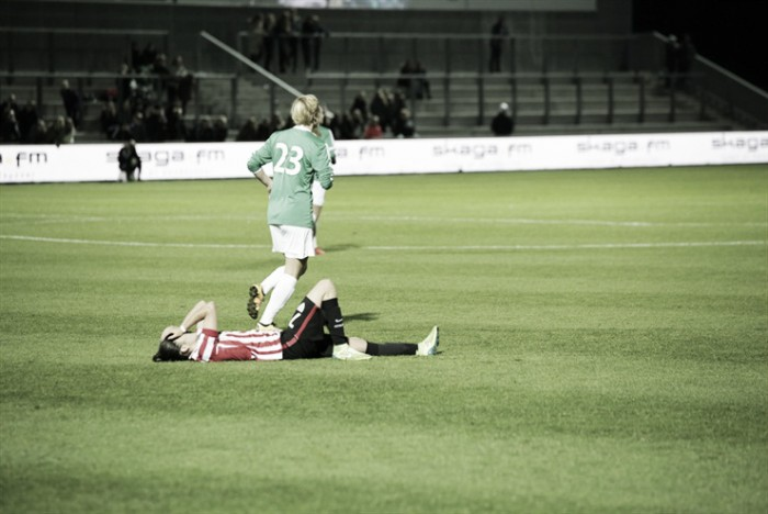 El Athletic cae con honor