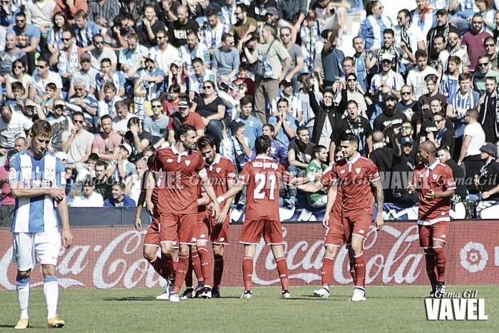 El Sevilla rompe el maleficio