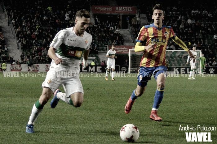 El Elche cosecha un duro empate ante el Lleida